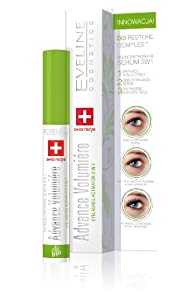 Eyelashes Concentrated Serum 3 in 1 * Restoring Serum, Hair Growth Activator and Mascara Primer