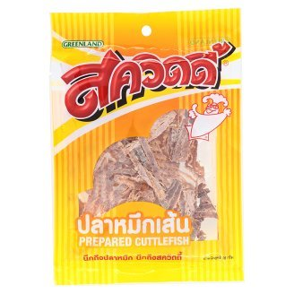 Greenland Squidy Prepared Cuttlefish Net Wt. 28 G.