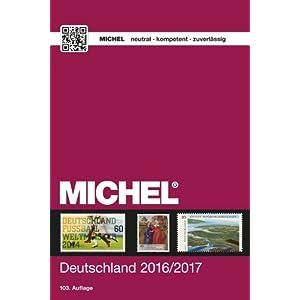 MICHEL Deutschland 2016/2017