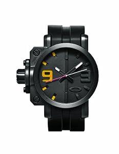 Oakley Men's Gearbox 10-040 Lightweight Titanium Watch