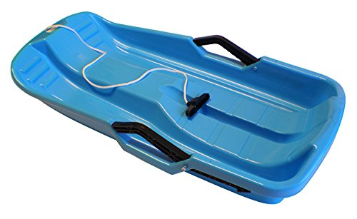Slippery Racer Downhill Thunder Kid S Toddler Winter Toboggan Snow Sled