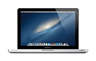 Apple MacBook Pro MD102LL/A 13.3 Notebook with Core i7, 750GB HD (released Summer 2012)