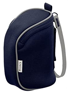Sony LCS-BBD/L Carrying Pouch for Sony Handycam Camcorder - Blue