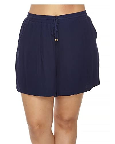 C.O.C. Plus Women's Midi Shorts