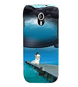 Fuson 3D Printed Girly Designer back case cover for Micromax Canvas HD A116 - D4170