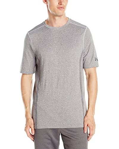 Under Armour Camiseta Manga Corta Ua Camden Seamless Ss Azul