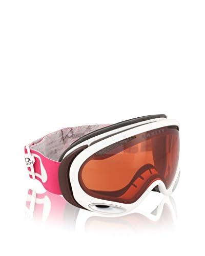OAKLEY Ski Googles A- 2.0 Blanco / Rosa