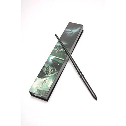 Harry Potter DRACO MALFOY Magical Wand Zauberstab in Geschenkbox