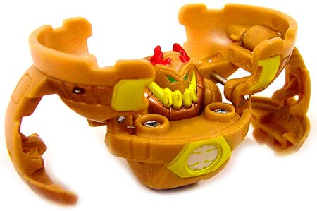 Bakugan New Vestroia Bakuneon LOOSE Single Figure