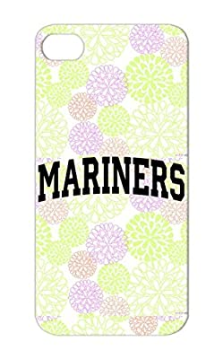 Dustproof Black Team Miscellaneous Softball Seattle Uniform Jersey Sports Baseball Mariners Block For Iphone 5 Case Cover