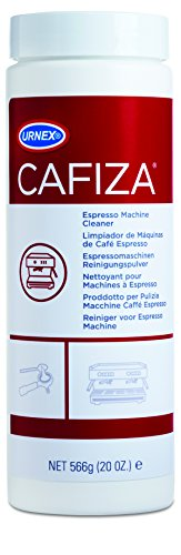 European Gift And Houseware Urnex Cafiza Espresso Machine Cleaner And Descaler, 20-Ounce