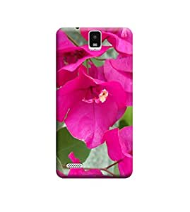EPICCASE Premium Printed Mobile Back Case Cover With Full protection For InFocus M330 (Designer Case)