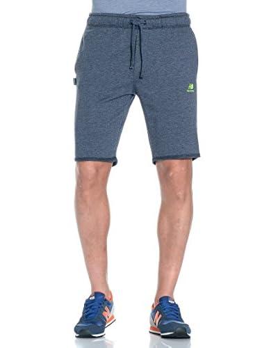 New Balance Shorts Genuine [Blu]