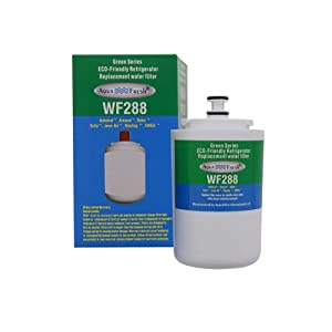 AquaFresh WF288 Refrigerator Water Filter
