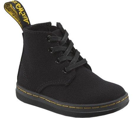 Dr. Martens Laney B Lace Boot (Toddler), Black, 4 Uk(5 M Us Toddler) front-416081