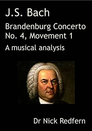 an introduction to the analysis of the brandenburg concertos It's not all about the brandenburg concertos – but it's a good place to start discover the magic behind bach's fantastic baroque orchestral music of bach's mammoth output of more than 1100 compositions, only 28 were classed as concertos but with big hitters like the brandenburg .