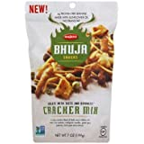 BHUJA Cracker Mix, 7-Ounce Bags (Pack of 6)