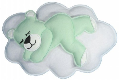 Loveable Creations 7394 Cloud With Sleeping Bear