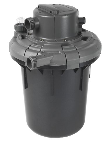 Hozelock Bioforce 5500 Pond Filter