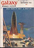 img - for GALAXY Science Fiction: September, Sept. 1952 book / textbook / text book