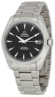 Omega Men's 231.10.39.21.06.001 Seamaster Grey Dial Watch