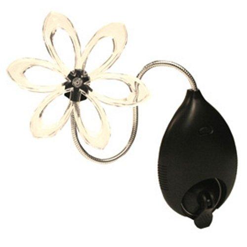 Moonbeam Solar Powered Nightlight Flower, Industrial