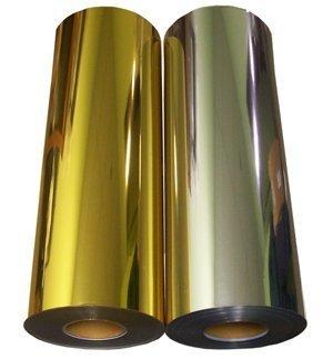 Metallic Gold Heat Transfer Vinyl Material