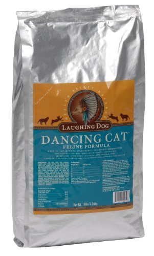 See Laughing Cat All Life Stages Feline Formula, 16-Pound Bag