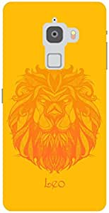 The Racoon Lean Leo hard plastic printed back case / cover for Letv Le Max