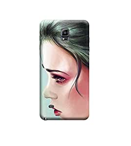 EPICCASE Premium Printed Back Case Cover With Full protection For Samsung Galaxy Note 4 (Designer Case)