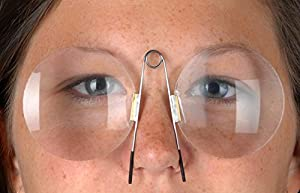 Nystagmusbrille M glasses  Fresnelbased device  BaumarktÜberprüfung und weitere Informationen