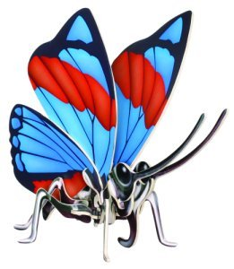 Cheap Toysmith Jigsaw Puzzle: 3-D Wooden: Butterflies: Narcissus (B001CH9KQK)