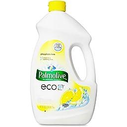 Palmolive Dishwashing Gel - Gel - 75 oz (4.69 lb) - Lemon Scent