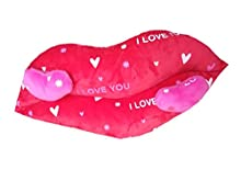 Aparshi Lips soft toy gift for valentine