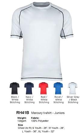 New Juniors Mercury T Shirt Performance Training Soft