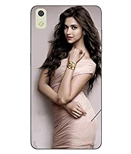 Snazzy Bollywood Printed Multicolor Soft Back Cover For LYF WATER 8