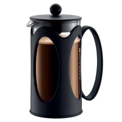 Bodum New Kenya 34-Ounce Coffee Press, Black (34oz French Press compare prices)