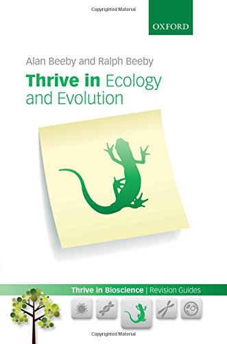Thrive in Ecology and Evolution (Thrive In Bioscience Revision Guides)