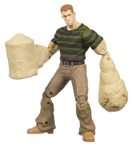 Picture of Hasbro SPIDER MAN BATTLE ACTION FIGURE SANDMAN (B000SLMNS8) (Hasbro Action Figures)