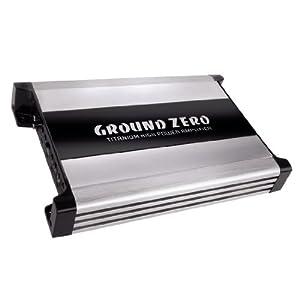ground zero gzta 1 1200dx amplifier 1 channel class d. Black Bedroom Furniture Sets. Home Design Ideas