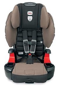 Britax Frontier 90 Booster Car Seat, Desert Palm