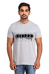 Snoby Deorro Print T-Shirt (SBY15161)