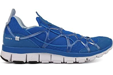 Nike Women's Kukini Free - Soar / Ice Blue-White, 8 B US