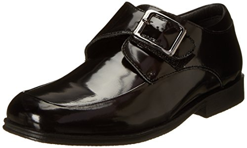 Kenneth Cole Reaction In the Club Dress Monk Strap (Little Kid/Big Kid)