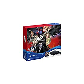 PlayStation 4 Persona5 Starter Limited Pack(CUH-10012)【Amazon.co.jp限定】怪盗団スペシャルテーマ&アバター5種セット配信