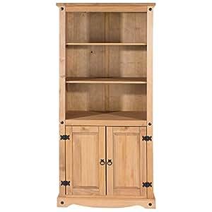 Corona 2-Door Bookcase
