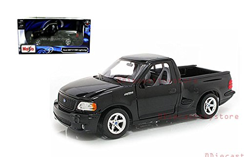 MAISTO 1:18 SPECIAL 1999 FORD SVT F-150 LIGHTNING (1999 Ford F150 Lightning compare prices)