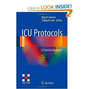 icu protocols a stepwise approach pdf