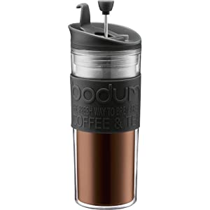 Bodum insulated plastic travel french press - Starbucks bodum french press ...