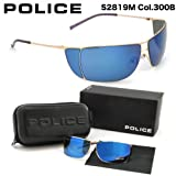 【ポリス サングラス】POLICE S2819M 300B